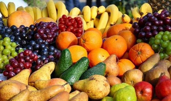 frutta e verdura contro cellulite