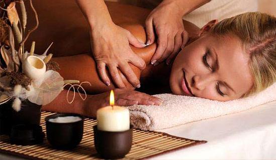 massaggio como