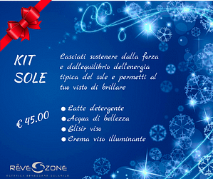 Kit Sole Microcosmo - ReveZone Como