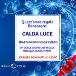 Trattamento Calda Luce - Massaggio Como