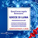 Trattamento Gocce di Luna - Massaggio a Como